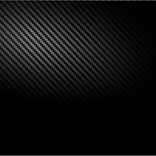 ブラック 黒 3Dカーボンシート 1枚 A3サイズ ブラック カーボンシール カッティング用シート カーボンシール カーボンフィルム 気泡が入りにくバブルフリー加工 ドライヤーで施工がもっと楽に