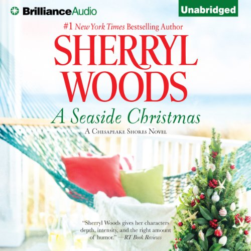 A Seaside Christmas audiobook cover art