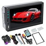 Full Capacitive Touc Double Din Car Stereo7 inch Double Din Touchscreen...