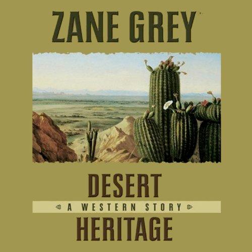 Desert Heritage audiobook cover art