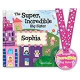 New Big Sister Gift, Personalized Big Sister,...