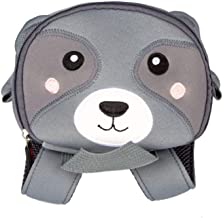 PIXNOR Animal Backpack Toddler Mini Backpack With Safety Harness Leash Children Kids Baby Harness Bookbag