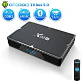 Aoxun, Android TV Box, Negro