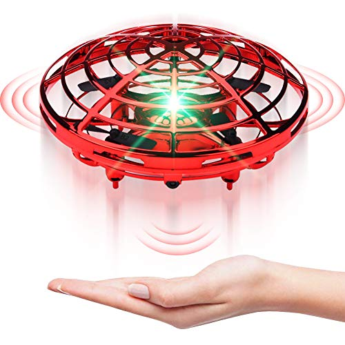 XINHOME Hand Operated Drone for Kids Adults -...