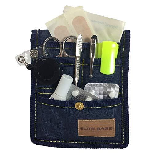 Elite Bags, Keen\'s, Organizador de enfermería, Bitono jeans