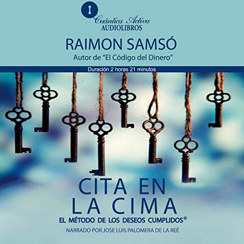 Cita en la Cima audiobook cover art