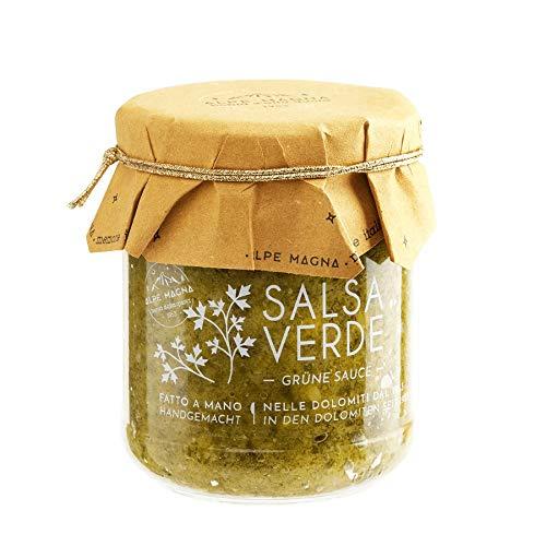 Salsa Verde al Prezzemolo 180 Gr | Di Alpe Magna