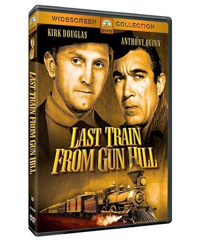 Last Train From Gun Hill (Domestic)