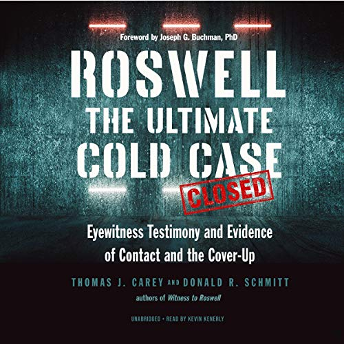 Roswell: The Ultimate Cold Case cover art