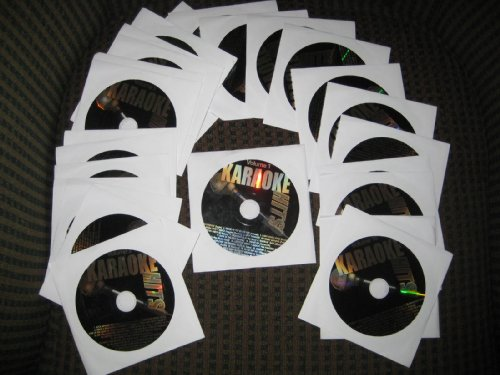 500 Karaoke Hits CD Pack
