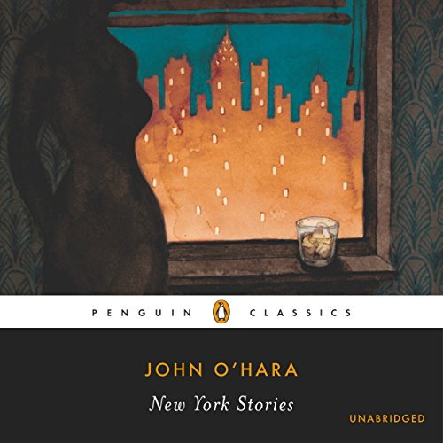 The New York Stories audiobook cover art