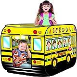 Tienda De Campaña, Casa De Juegos Niños, Autobús Escolar, Plegable Para Interiores Y Exteriores, Juegos, Campaña Niños, Casa Juegos Niños, Juguete Interior Para Exteriores, Gran Regalo Para Niños