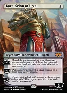 Magic: The Gathering - Karn, Scion of Urza - Ravnica Allegiance - Mythic Edition