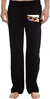 Asphalt 8 Airborne Review Men's Sweatpants Lightweight Jog Sports Casual Trousers Running Training Pants