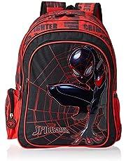 حقيبة ظهر مارفل بويز شادو - حقيبة مدرسية 40.64 سم