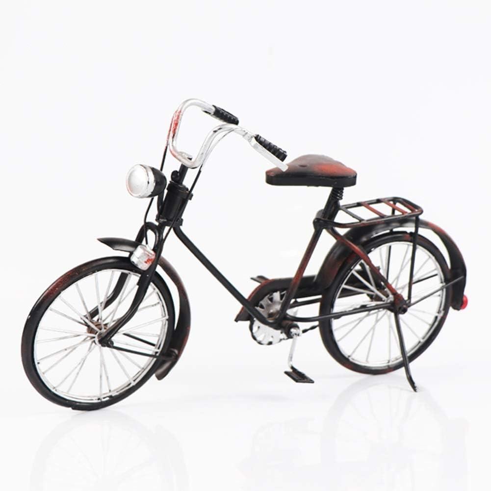 XJJUN Cheap Manufacturer regenerated product bargain Vintage Metal Bicycle Desktop Ornaments, Crafts Ironw