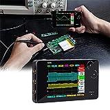 ポータブルハンドヘルドミニデジタルストレージオシロスコープ2チャンネル10MSa / sの電子メンテナンス、電子工学、8メガバイトのメモリストレージの