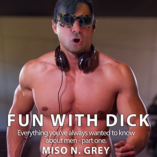 Fun with Dick audiobook cover art