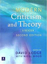 Modern Criticism and Theory: A Reader (2nd Edition)