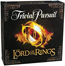 Milton Bradley Trivial Pursuit: The Lord of The Rings Movie Trilogy Collector's Edition