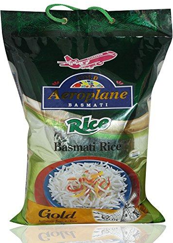 Aeroplane Gold Basmati Rice - 5kg
