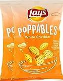 Lay's Poppables White Cheddar Perfectly Poppable Crispy Potato Bites Net Wt 5 Oz (2)