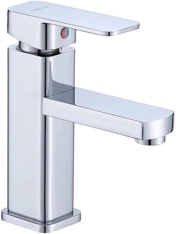 Four- Sided Washbasin Mixer Z618