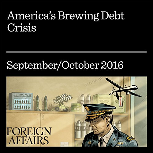 America's Brewing Debt Crisis audiobook cover art