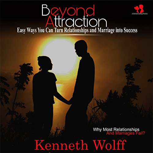 Beyond Attraction audiobook cover art