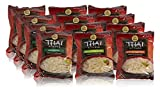 Thai Kitchen Instant Rice Noodle Soup Variety Pack, Gluten Free Ramen, Ready in 3 Minutes, 1.6oz...