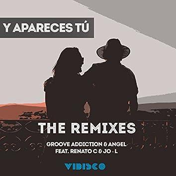 Y Apareces Tú (Remixes)