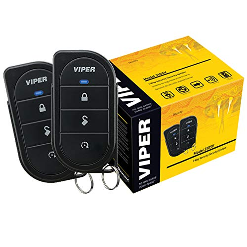Viper 350 PLUS 3105V 1-Way Car A...