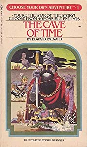 Paperback The Cave of Time (Choose Your Own Adventure #1) Book