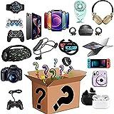 NNLX Mistry Box: Existe la Posibilidad de Abrir: como Drones, Relojes Inteligentes, mandos para Juegos, cámaras Digitales y más, Experiencia Divertida de desempaquetado