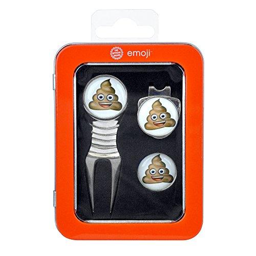 Emoji-Poop Nieuwheid Golf Head Cover
