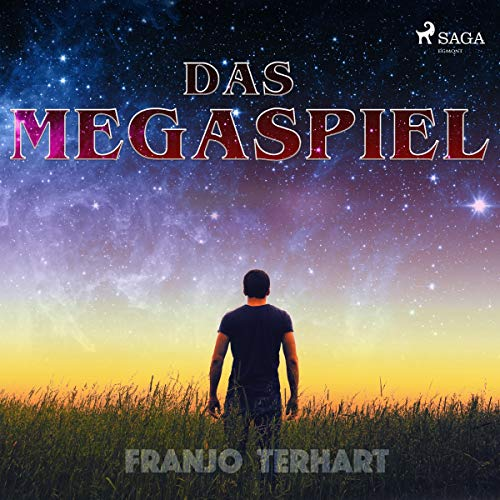 Das Megaspiel audiobook cover art