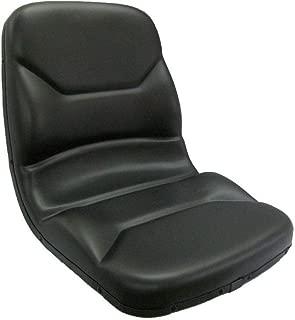 CASE BACKHOE LOADER 580C, 580D, 580E, 580L, 580M BLACK SEAT SKID STEER LOADERS #DB