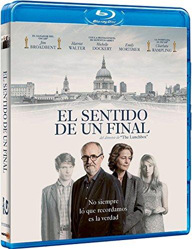 El Sentido De Un Final [Blu-ray]