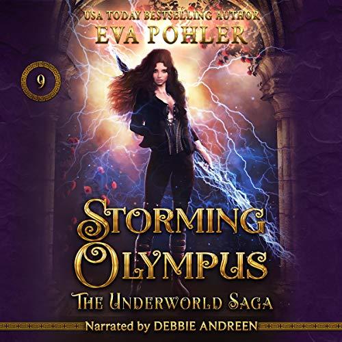 Storming Olympus Audiobook By Eva Pohler cover art