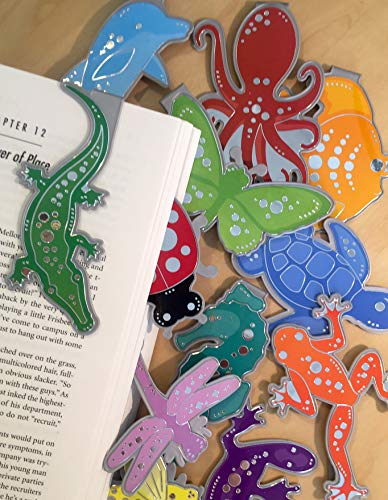 Bulk Bookmark Assortment - Bulk Book Markers for Kids Girl's boy's Teens. Perfect for Teachers, Librarians, Student Incentives, Birthday Party Favors, Reading Incentives, Awards and Promotions! (250)