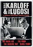 Boris Karloff & Bela Lugosi 4-Mo...