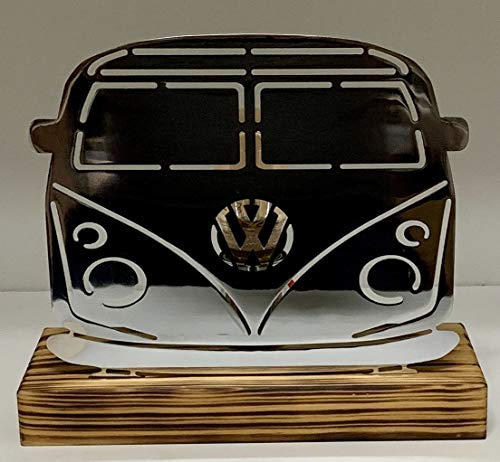 maqueta de coche Welly 12 CM VW Classical autobús 1962 aprox Flower Power seleccionar