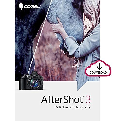 Corel AfterShot 3   Photo Editing and Management Software [PC Download]