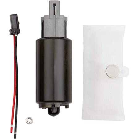 ECCPP Replacement Performance Electric Fuel Pump with Installation Kit Strainer E3222