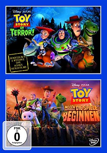 Toy Story of Terror / Toy Story - Mögen die Spiele beginnen