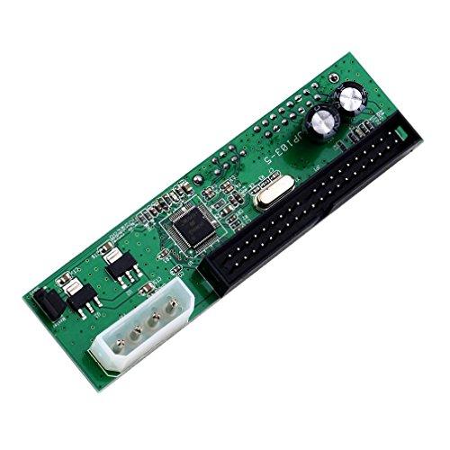 FamilyMall Serial ATA SATA to Parallel ATA PATA/IDE Hard Disk CD Dvd-Rom interfaccia convertitore Adattatore