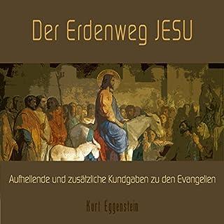 Der Erdenweg Jesu Titelbild