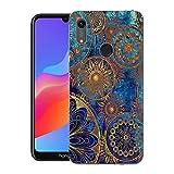 CaseExpert Huawei Y6 Pro 2019 / Honor 8A Funda, Carcasa Cover Case Funda de Gel TPU Silicona para Huawei Y6 Pro 2019 / Huawei Y6 2019 / Honor 8A