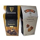 Guinness und Baileys Trüffel Treat Set