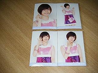 AKB48月別 生写真 2014 November 11月 大家志津香 4枚コンプ
